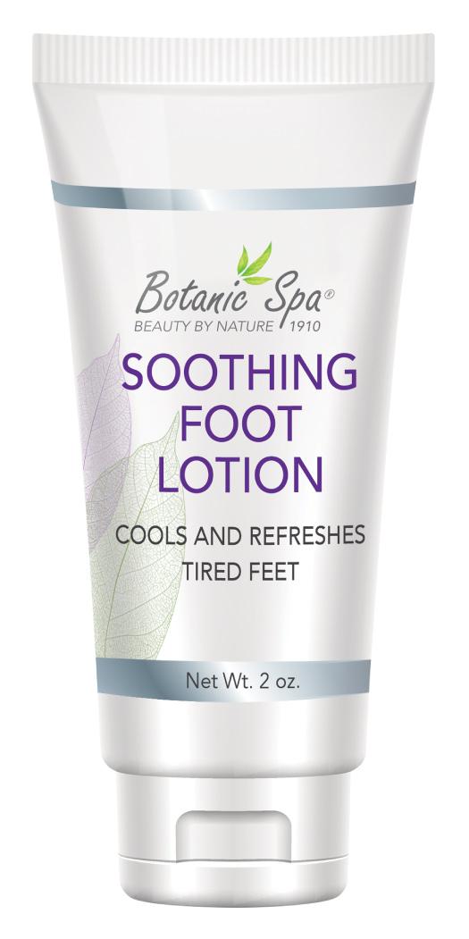 Botanic spa Soothing Foot Lotion - 2 Oz