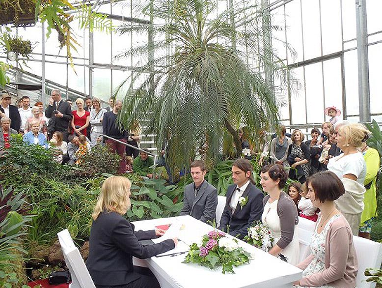Blumen Hochzeit Osnabrueck