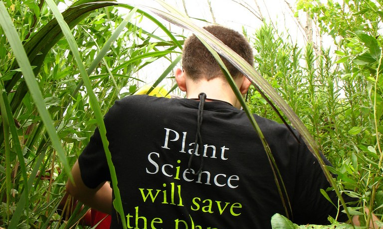 Plant Science will save the planet
