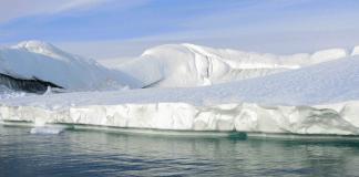 Ilulissat Iceberg, Greenland