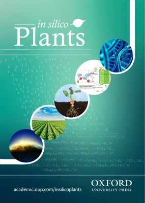 in silico Plants cover