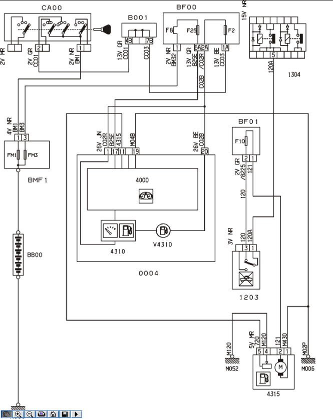 peugeot 406 wiring diagram wiring diagram peugeot wiring diagrams auto diagram schematic