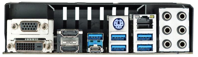 Biostar-Z170GT7-Motherboard-IOPAnel