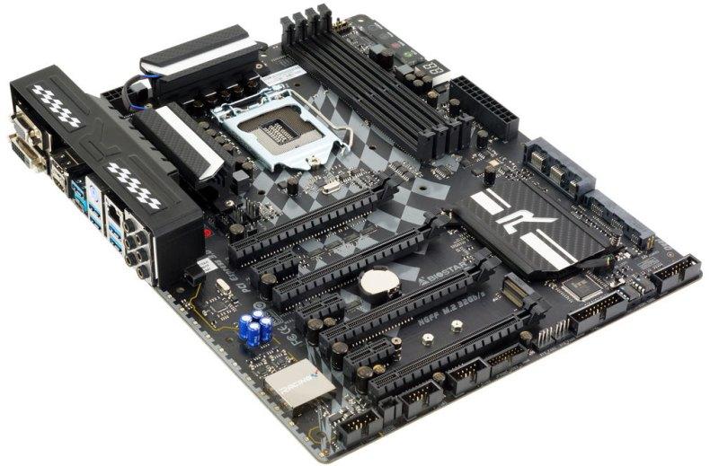 Biostar-Z170GT7-Motherboard-PCB