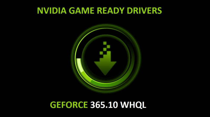 NVIDIAGeForce36510-GameReady-Drivers
