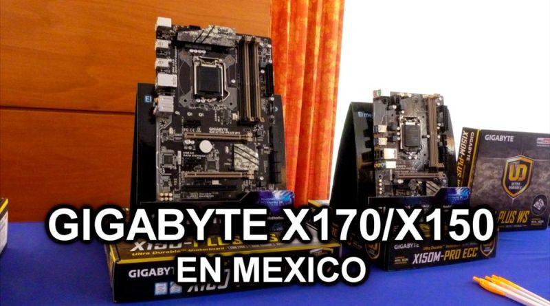 GIGABYTE-X150-X170-Mexico