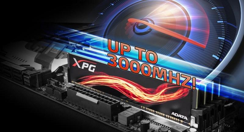 ADATA-XPG-Flame-DDR4-modules-3GHz