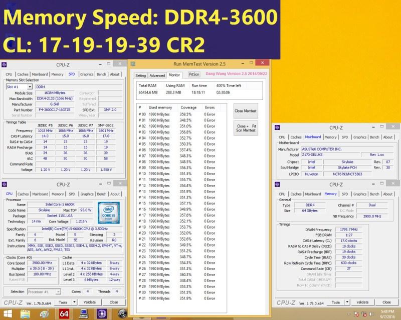 GSkill-TridentZ-DDR4-3600MHz-Test