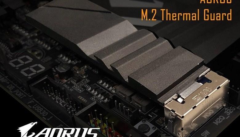 GIGABYTE-Thermal-Guard-M2-SSD-Computex2017