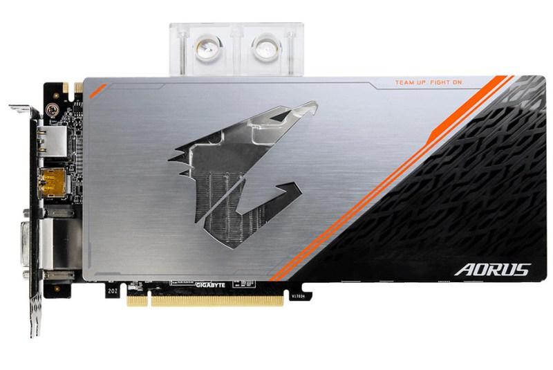 AORUS-GTX1080Ti-Waterforce-XE-Videocard-top