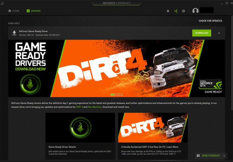 NVIDIA-GeForce-Drivers-Dirt4