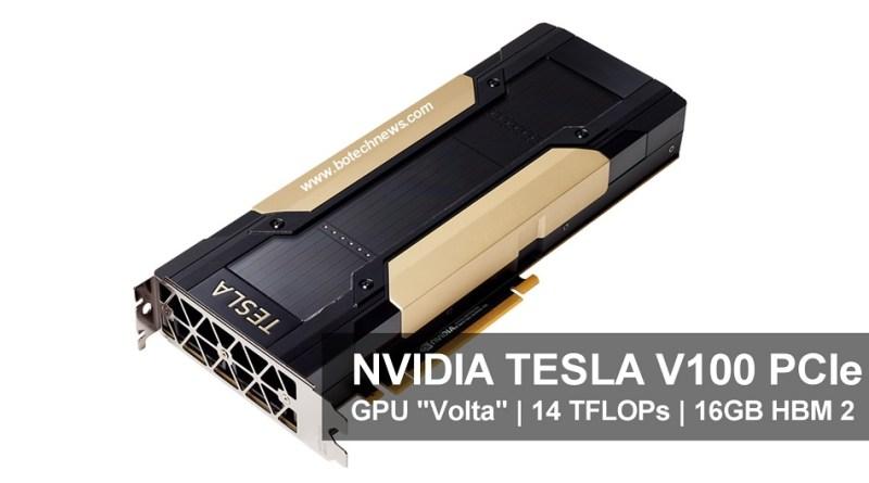 NVIDIA-Tesla-V100-PCIe-Accelerator