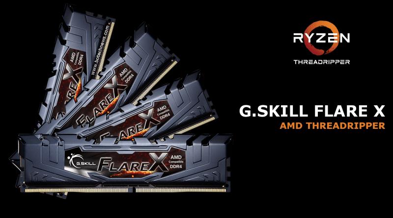 Gskill-FlareX-AMD-threadripper