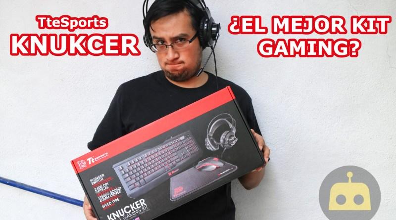 Tt eSports KNUCKER 4-en-1 Gaming Kit, review