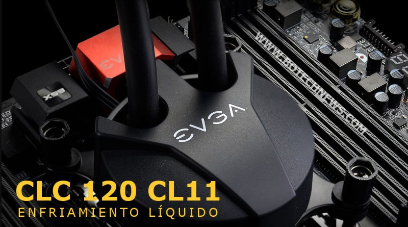 EVGA-CLC-120-CL11-WATERCOOLING