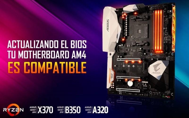 GIGABYTE-AMD-RYZEN-Raven-Ridge-MOTHERBOARDS-AM4