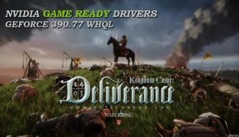 NVIDIA GeForce 399 07 WHQL optimizan tu tarjeta de video para