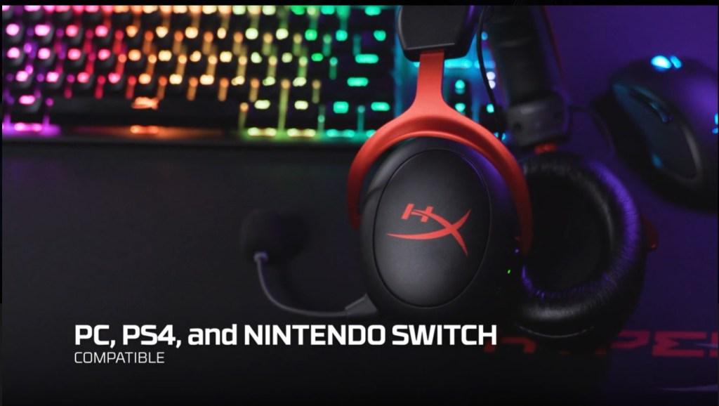 HYPERX-CLOUD-II-WIRELESS-PS4-PC-NINTEDO-SWITCH