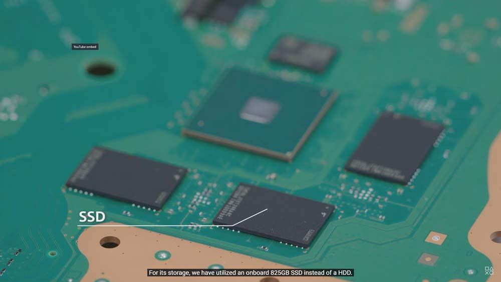 SONY-PLAYSTATION-5-TEARDOWN-SSD-PCIE-GEN-4