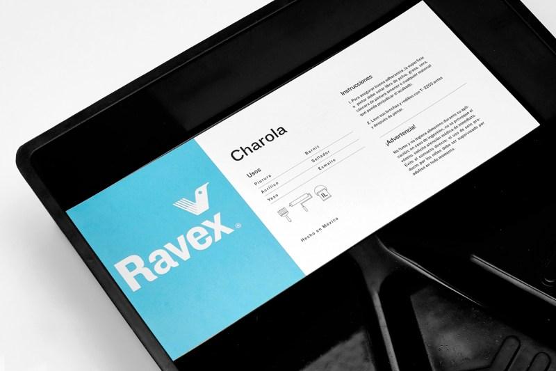 Ravex - identidade visual