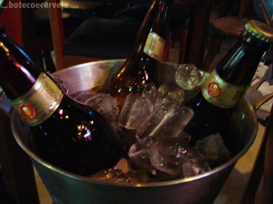 Dedo de Moça: Balde de Cerveja.