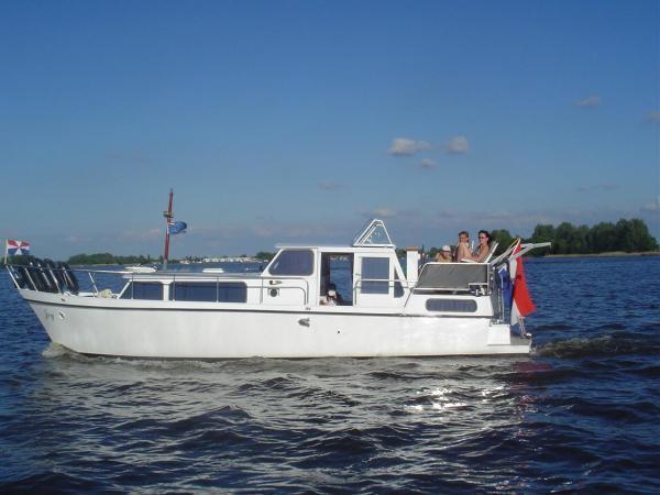 Wegens omstandigheden een superfijne boot te koop