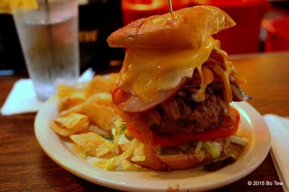The Thurman burger.