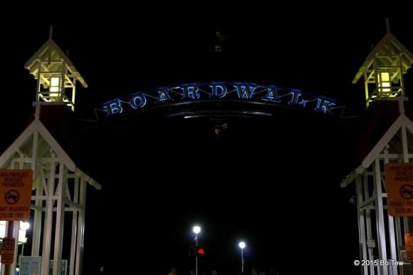 Welcome to the Broadwalk in Ocean City!