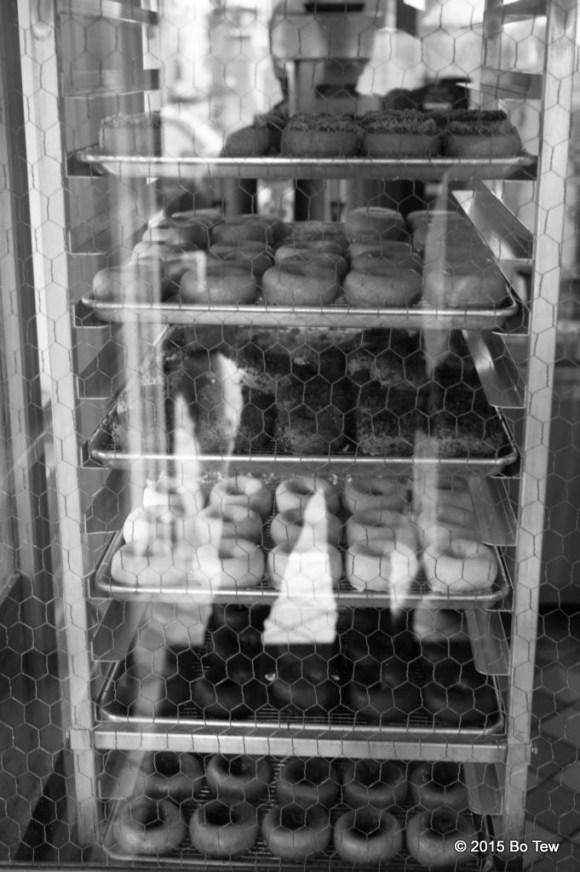 Donut everyday.