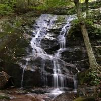 George Washington National Forest: Crabtree Falls