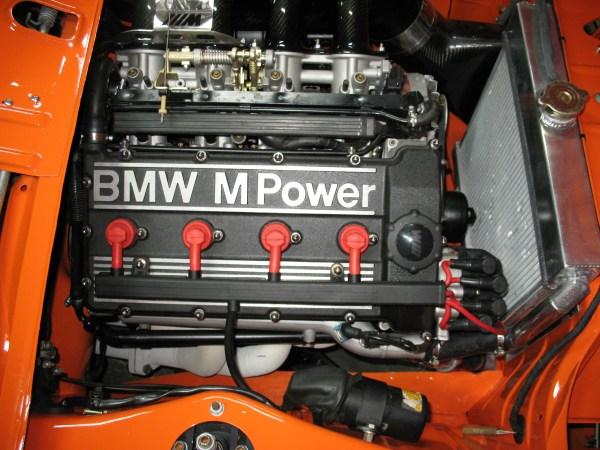 BMW M Power engine