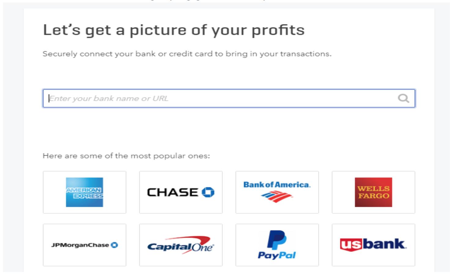 Quickbooks Online Tutorial Bank Feeds Adding Matching Transactions