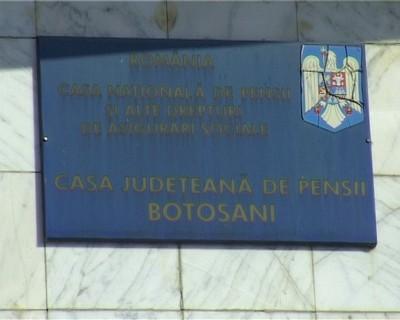 Casa Judeteana de Pensii Botosani