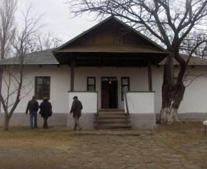 Casa memoriala Eminescu Ipotesti