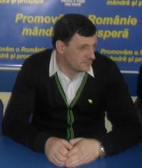 Verginel Gireada, primarul comunei Mihai Eminescu