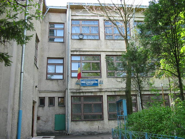 "Liceul ""Elie Radu"" Botosani"