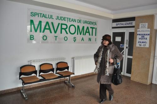 Spitalul Judetean Botosani