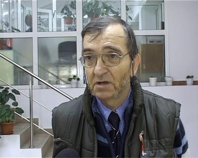 Victor Nitu, liderul Sindicatului personalului nemedical