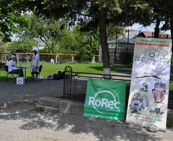 campanie strangere deseuri electronice si electrice Botosani 14 mai 2011