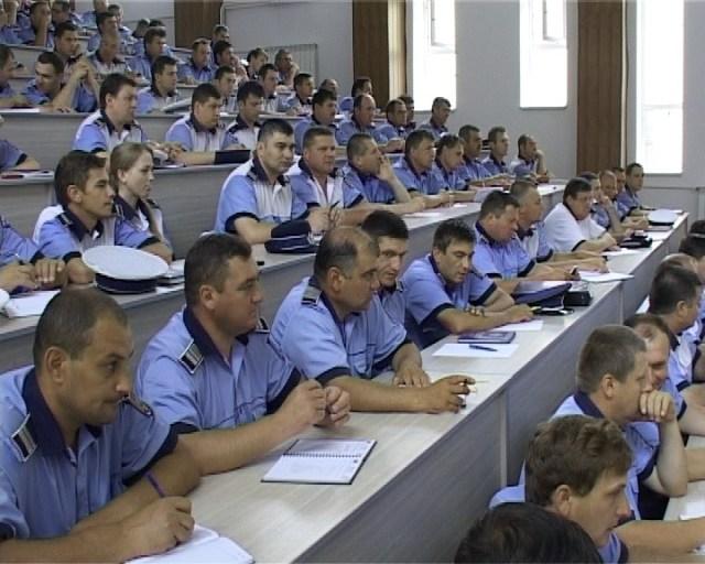 instruire politisti