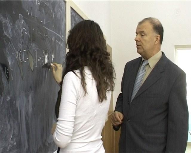 profesor si elev