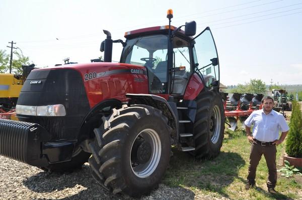 tractor Cristian Andrici