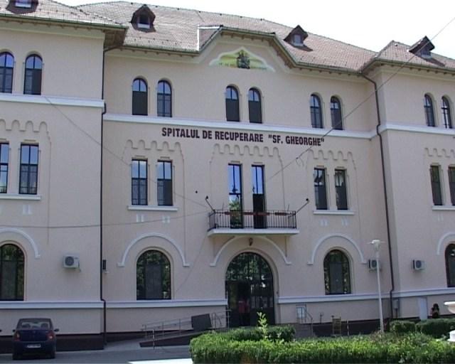 spitalul de recuperare sf gheorghe botosani