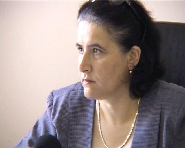 Comisarul sef al Garzii de Mediu, Rodica Zelinca