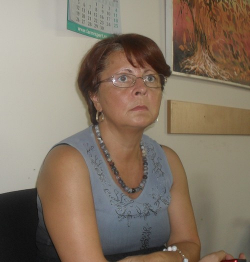 Carmen Nicolau, director economic CAS Botosani