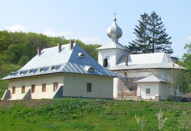 Manastirea Cozancea