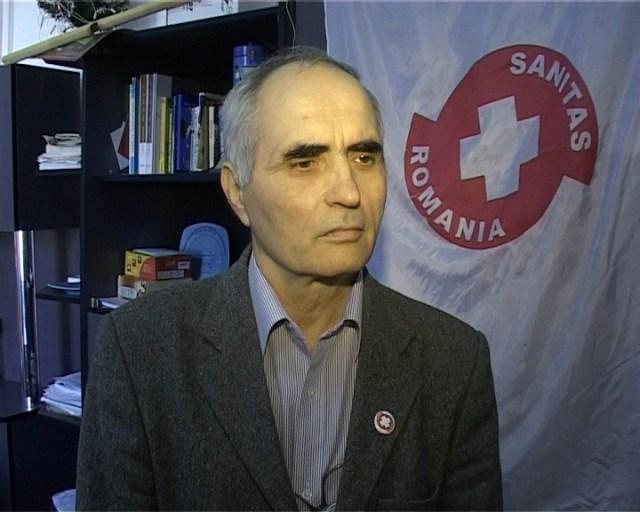 Liderul Sanitas Botosani, Octavian Dumitru