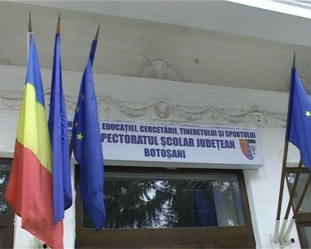 inspectoratul scolar botosani
