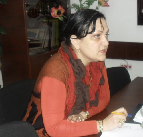 Ada Macovei, inspector general al ISJ