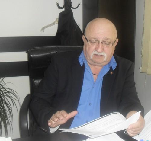 Alexandru Zarug, directorul Comisariatului Judetean pentru Protectia Consumatorului